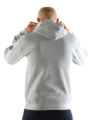 Kronk One Colour gloves Hoodie - Grey
